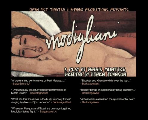 Modigliani poster #2