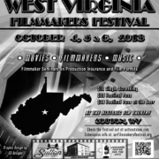 West Virginia Filmmakers Festival 2013 poster.