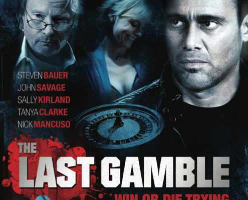 The Last Gamble movie poster featured image.