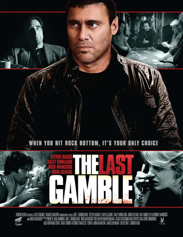 The Last Gamble movie poster.