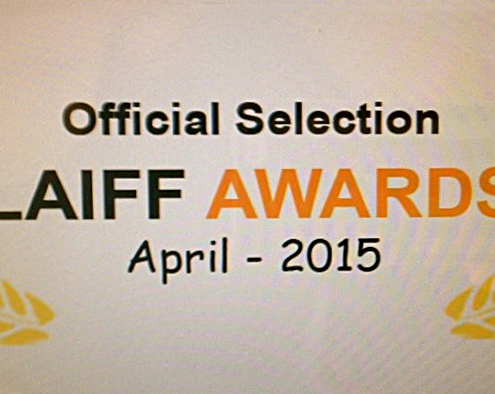 """Los Angeles International Film Festival """"Official Selection"""" 2015"""