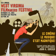 West Virginia Filmmakers Festival 2015 Poster