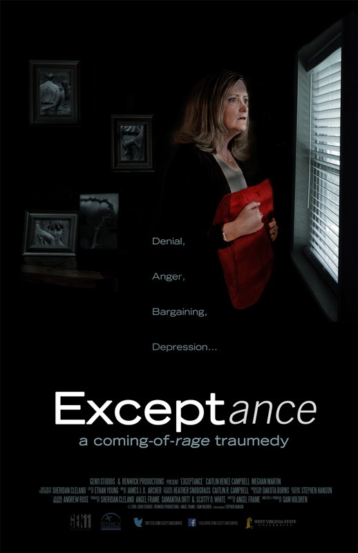 Exceptance movie poster #1.