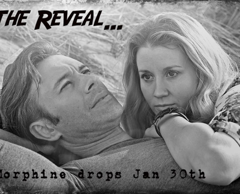 The Reveal web series poster #2