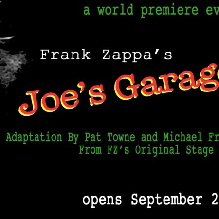 Joe's Garage featured image.