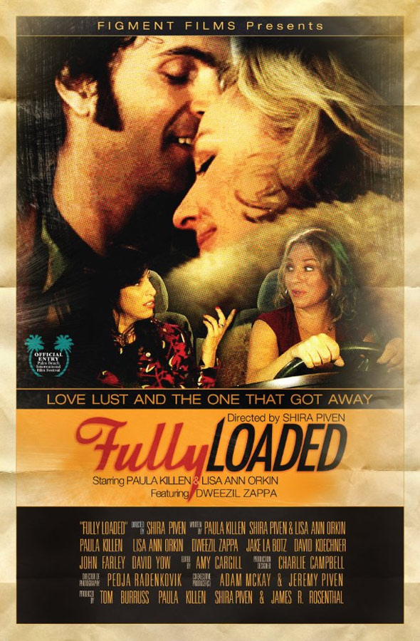 Fully Loaded movie poster.