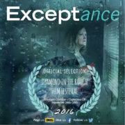 "Exceptance, ""Official Selection"" Diamond in the Rough Film Festival 2016"